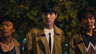 王宝强和刘昊然刚吃完泡面,就遇到杀人犯!