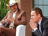 《黑金杀机》曝国际版预告 皮特领群星激情飚戏