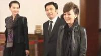 《西风烈》 首映 黄晓明携母亲首亮相助威