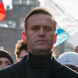 俄多地游行声援纳瓦尔尼