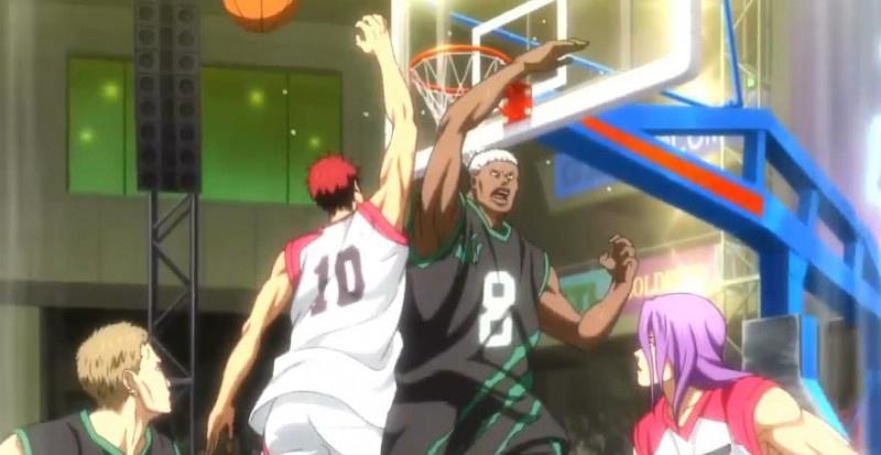 《黑子的篮球:终极一战》终极预告片