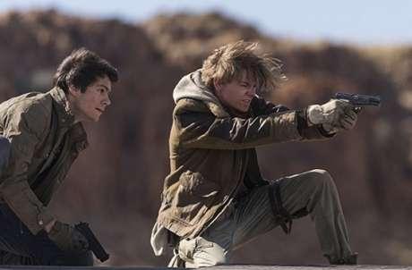 《移动迷宫3》丧尸隧道片段 托马斯等人植物大战僵尸