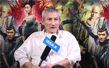 IMAX发布《狄仁杰之四大天王》主创采访特辑