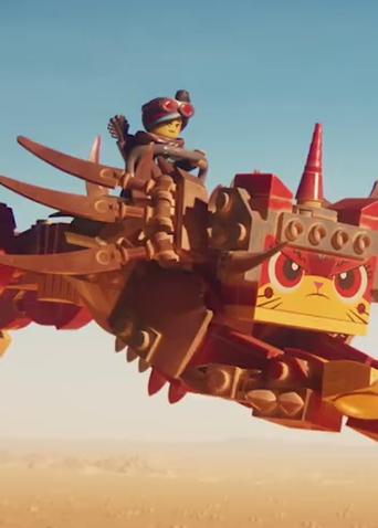 《乐高大电影2》前情提要 帕帕携群星带你90秒回顾前作