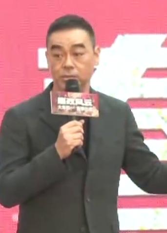 """《廉政风云》首映礼 刘青云张家辉被揭""""整容真相"""""""