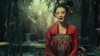 《妖猫传》秦昊张雨绮的这段戏令人毛骨悚然