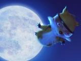 《兔子镇的火狐狸》首映 众萌娃齐看场面火爆