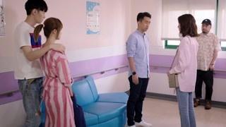 《我是顾家男》徐双双到医院看望爱梅被拒绝 想让双双帮忙演戏