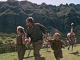 《侏罗纪公园》内地公映 首日票房约4000万
