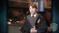 《哈利·波特与魔法石》终极珍藏版DVD幕后花絮1:罗恩与赫敏的诞生
