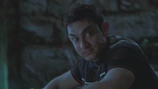 贾古承诺要帮PK找到回家的钥匙 PK超开心!