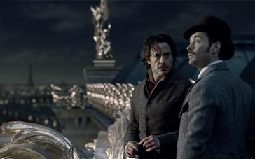 《大侦探福尔摩斯2:诡影游戏》片段7
