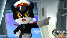 黑猫警长之翡翠之星 主题曲MV《黑猫警长》(演唱:胡彦斌)