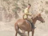 《成成烽火之较量》片场直击-策马扬鞭大刀骑兵
