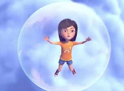 《糖果世界大冒险》预告 逗趣小糖人演绎甜蜜历险记