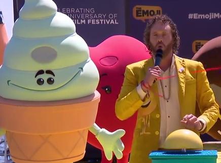 《表情奇幻冒险》戛纳视频 Emoji开启奇妙酷炫之旅