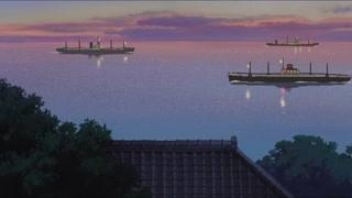 夕阳西下 也是时候降下旗帜了