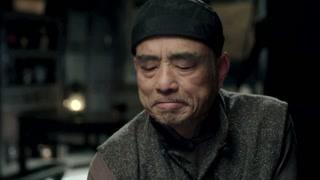 《义海》晁叔终究还是不忍心将晕倒的童念带回家中诊治