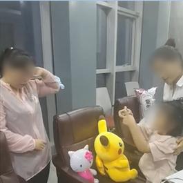 超市诬陷5岁女孩偷手表