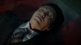 乔智才为礼杰止血 伤得很严重啊