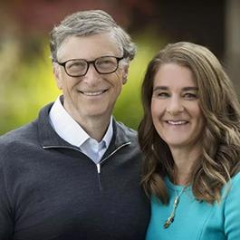 比尔盖茨夫妇正式离婚