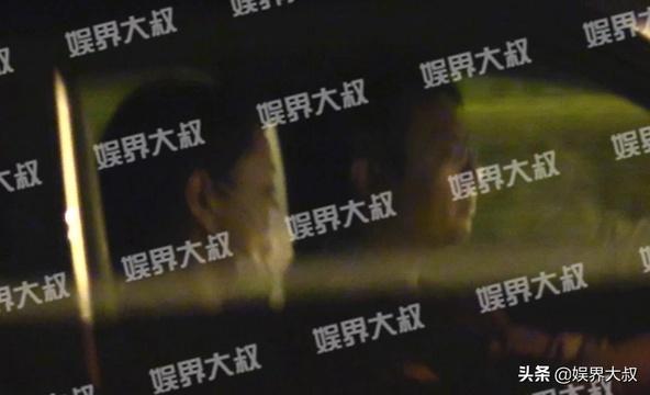 组图:王学兵前妻孙宁被曝已婚 与神秘男逛超市一同回家