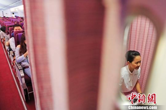 90后臺北女孩上海當乘務員:生活新鮮而有趣