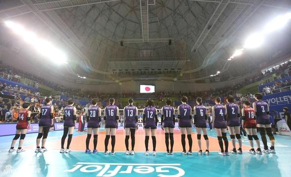 第二胜!世联韩国女排3-0日本
