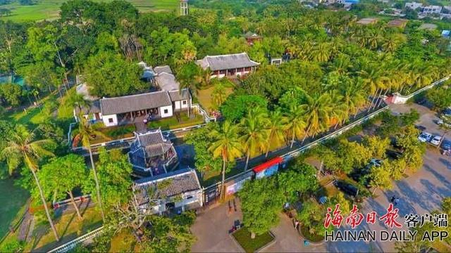 儋州東坡書院:東坡文化醉游人