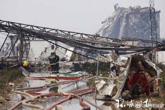 探訪響水化工廠爆炸核心區
