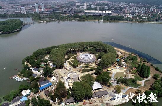 南京玄武湖儿童乐园6月1日全面开放