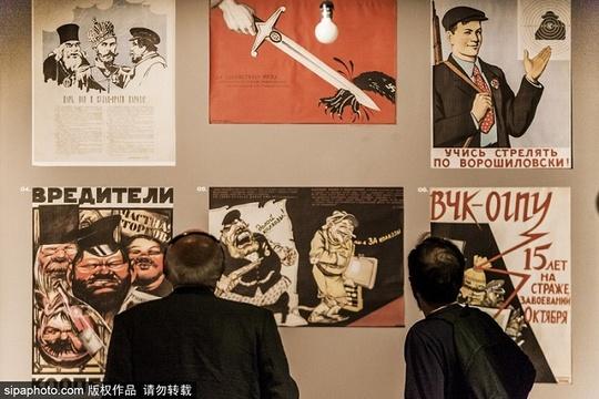 走进俄罗斯古拉格历史博物馆 解密不为人知的黑色历史