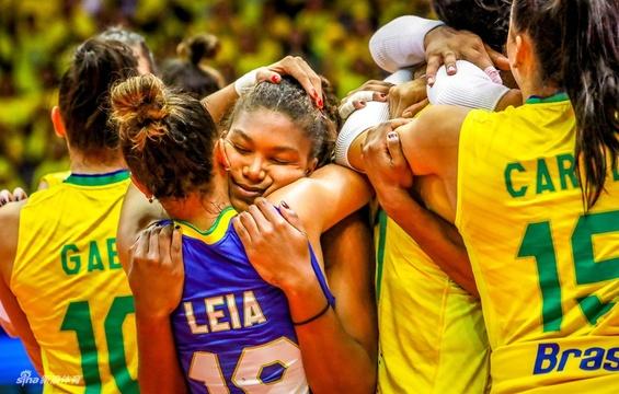 巴西女排晉級東京奧運會
