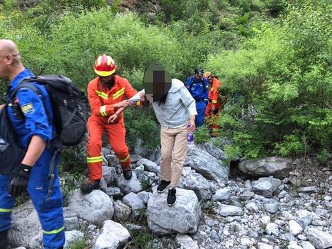 十天两起山岳救援 消防提醒勿登野山