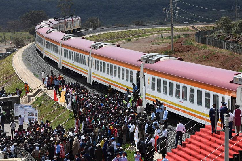 搜狗图片-share555中企承建的肯尼亚内马铁路一期通车(3)