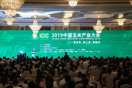 2019中国玉米产业大会现场高清图