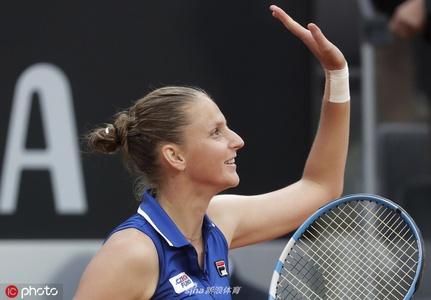 罗马赛普利斯科娃晋级决赛