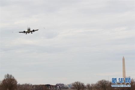 美国暂时停飞波音737 MAX型号飞机