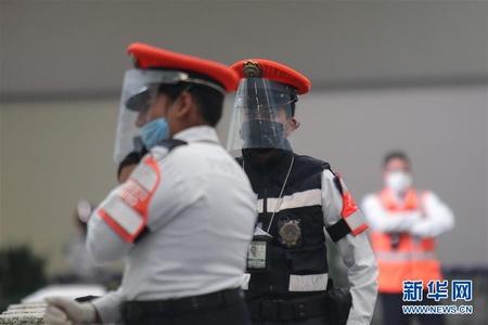 墨西哥新冠确诊病例超6万例