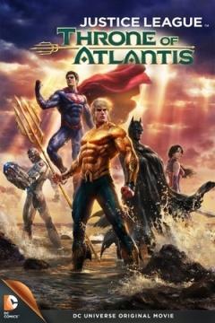 正义联盟:亚特兰蒂斯王座