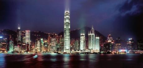 东方之珠 香港之夜