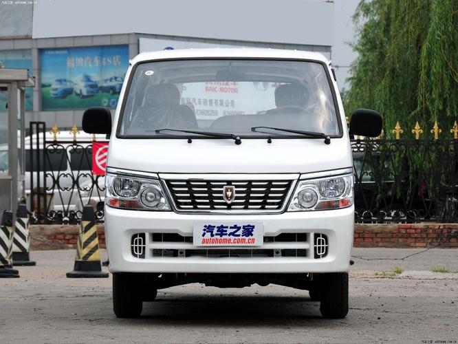 华晨金杯金杯海狮 2011款 2.0l第五代快运王豪华型4g20b