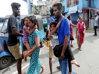 斯里兰卡嫌犯大多受过高等教育:来自中产家庭 还有人留学英澳