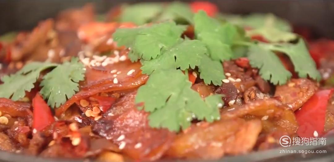 干锅土豆片的做法 来充电吧
