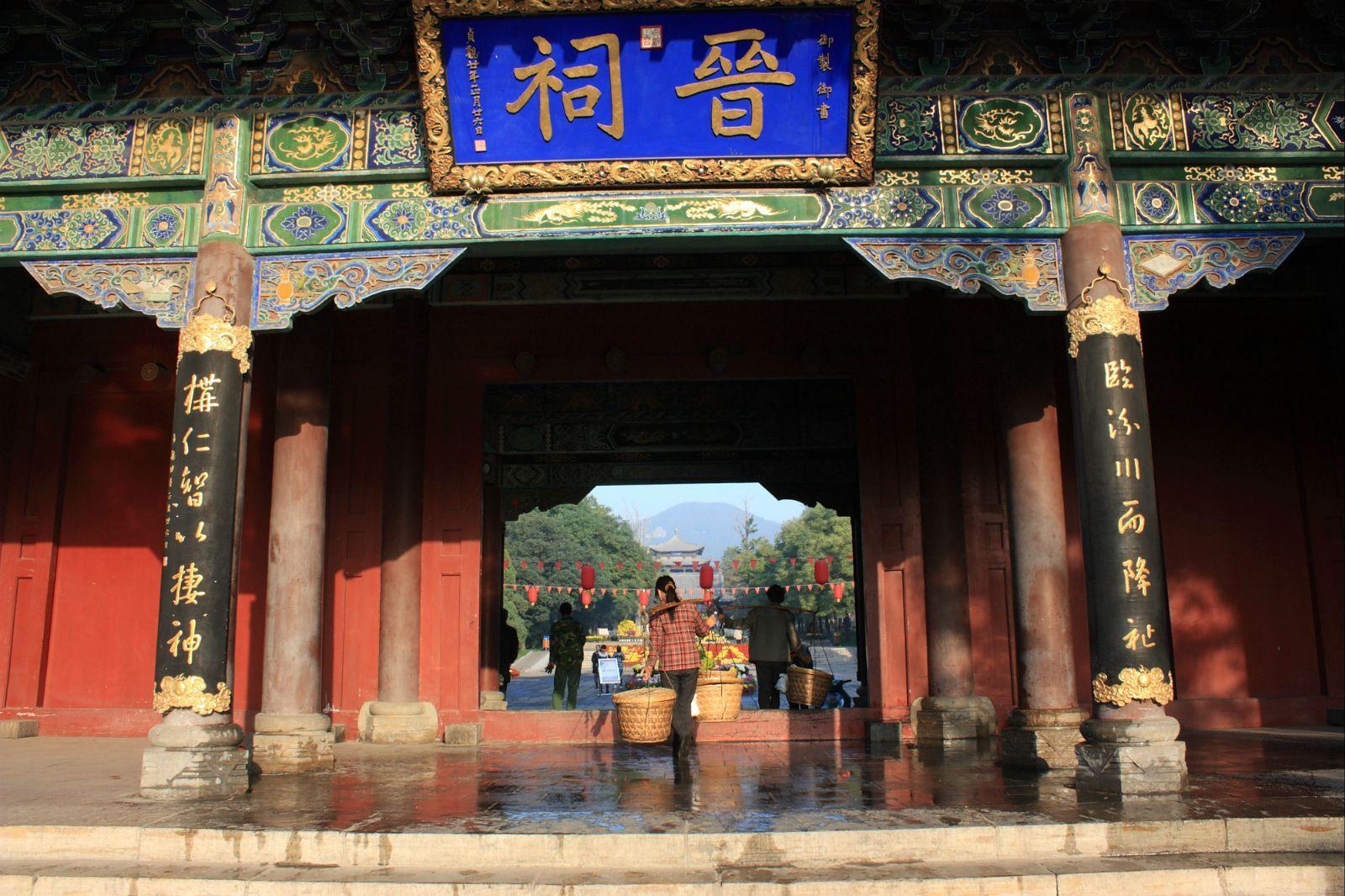 山西太原旅游攻略好玩的地方景点推荐 照着学就行了