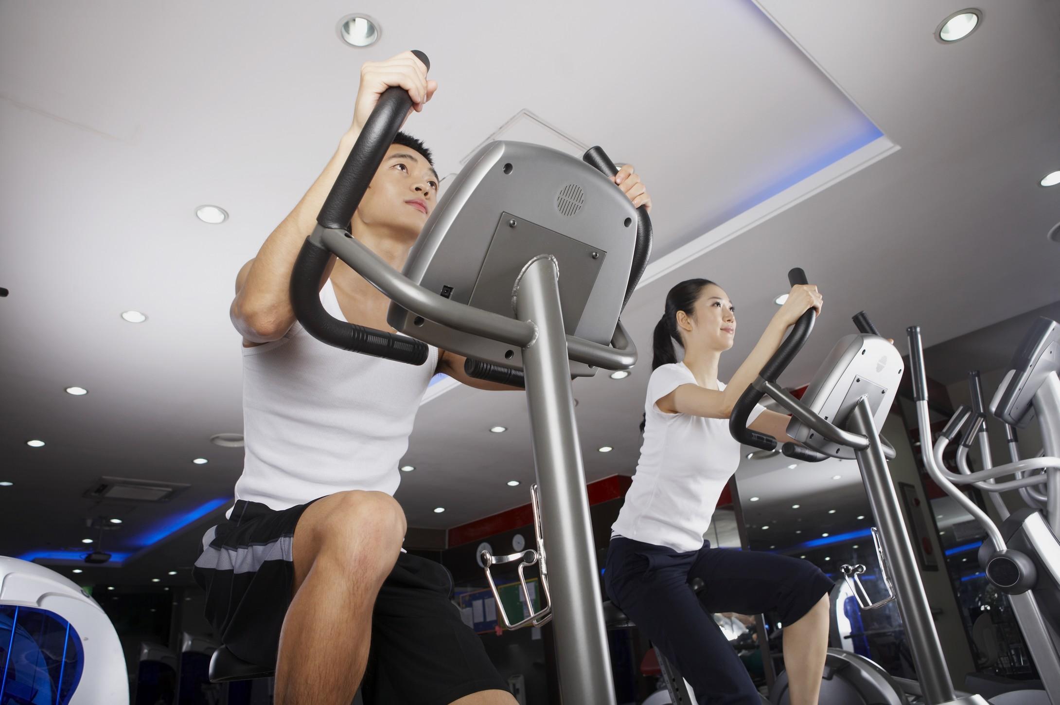 健身房健身计划 值得收藏