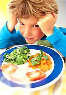 不爱吃饭宝宝的食疗食谱 看完就明白