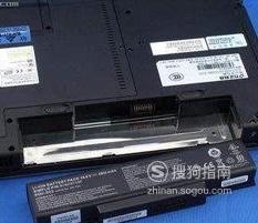 笔记本电池怎么拆 看完