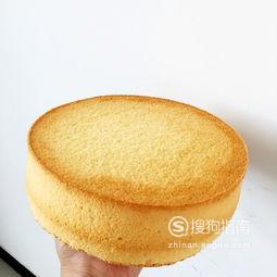 教你十分钟用电饭煲焗蛋糕,美味!