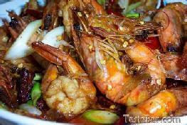 香辣虾的做法 具体内容